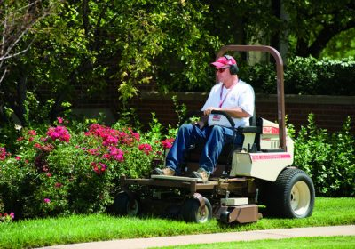 Mow Like A Pro This Spring !